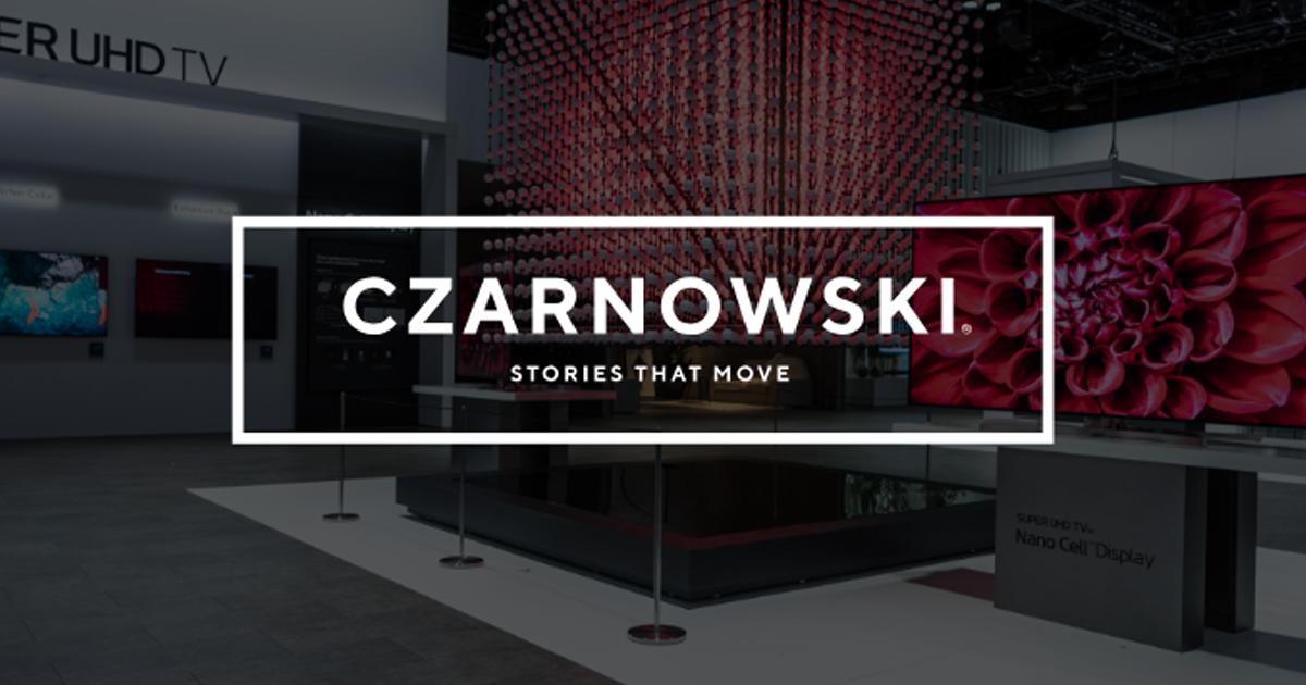 exhibit and event marketing company czarnowski